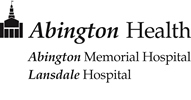 Abington Health Lansdale HospitalR