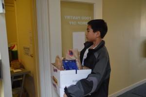 Bridle Path Elementary Food Donation Image