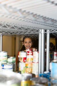 Food Pantry Image LNW Photography