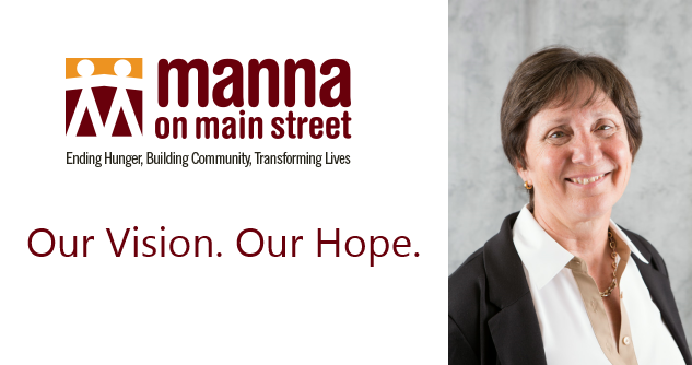 Mann on Main Stret Executive Director, Suzan Neiger Gould